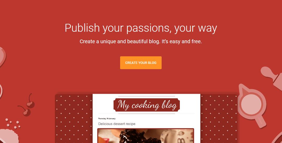 Cara Membuat Blog di Blogger (Gratis, Praktis, dan Menghasilkan)